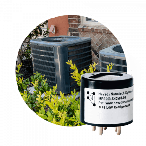 NevadaNano MPS LGW Refrigerants Gas Sensors