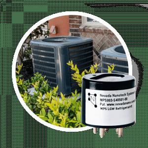 Nevadanano Mps Lgw Refrigerants Gas Sensors