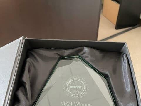 Ishn Readers' Choice Award